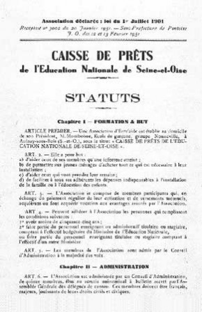 statuts-caisse-pret-education-nationale-seine-oise